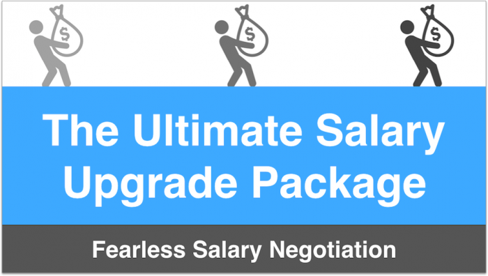 Ultimate Salary Upgrade Package