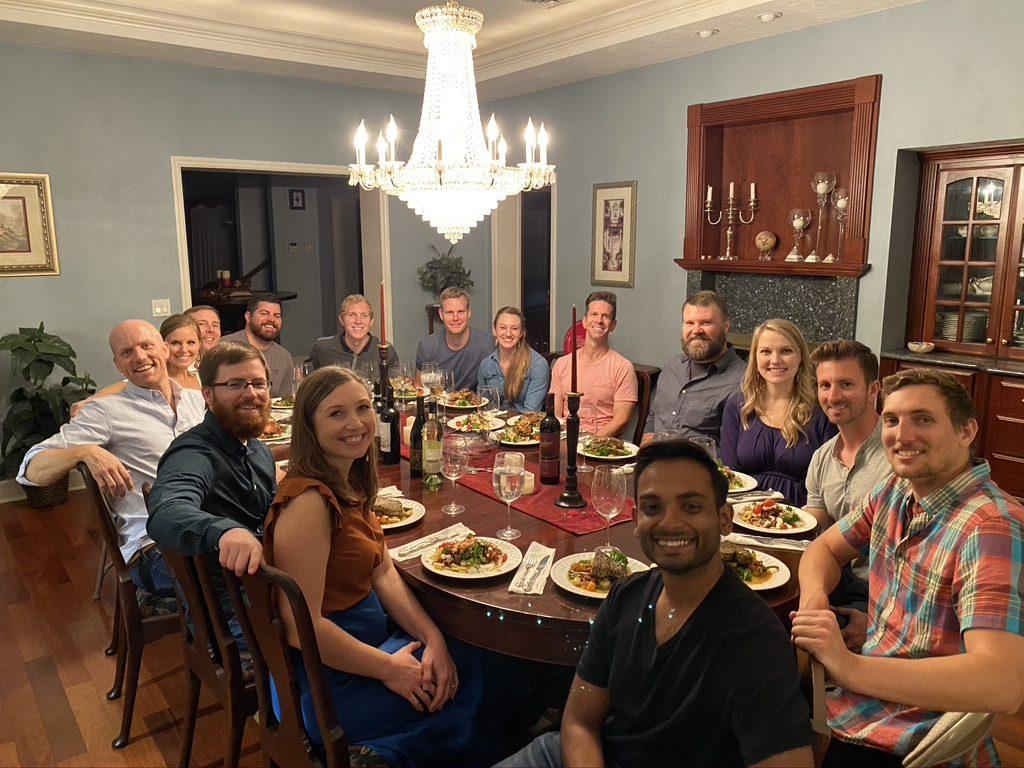 2020 Birthday Dinner