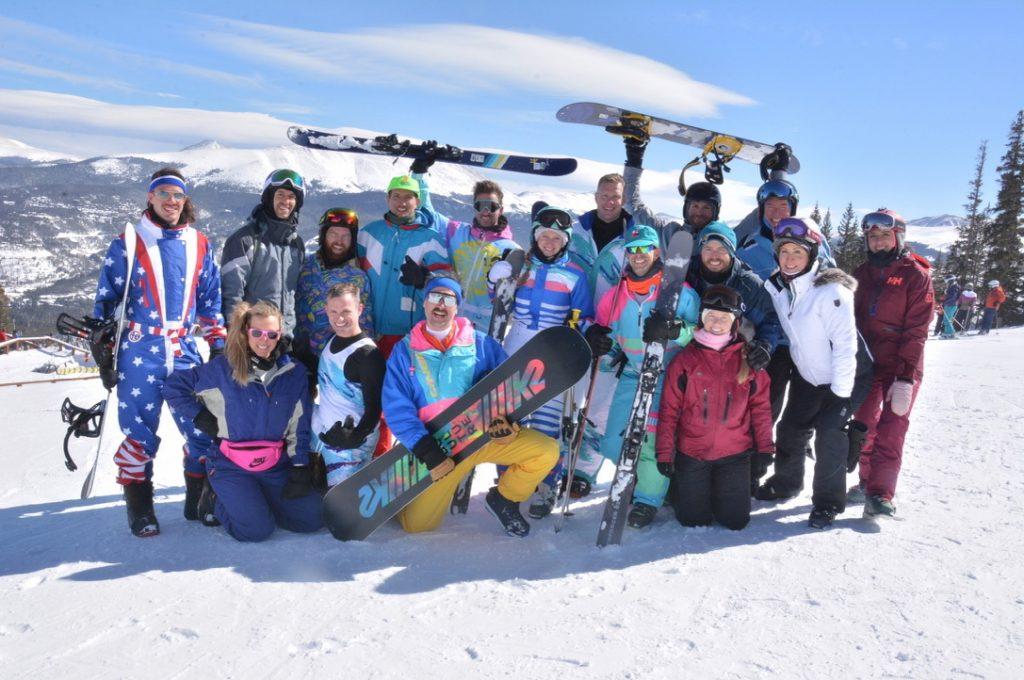 2020 Ski Trip Crew